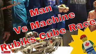 Man versus Machine Who Will Win ?