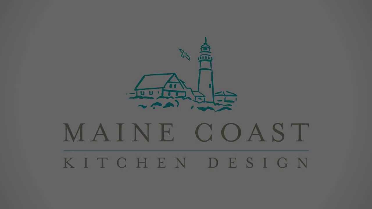 Maine Coast Kitchen Design Endearing Maine Coast Kitchen Design  Tina Richardson Intro  Youtube Decorating Inspiration