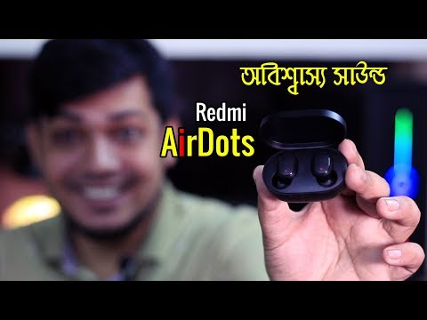 Xiaomi Redmi AirDots Wireless Bluetooth Headset A to Z review