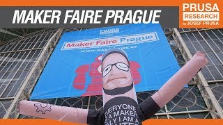 The first Prague Maker Faire recap!