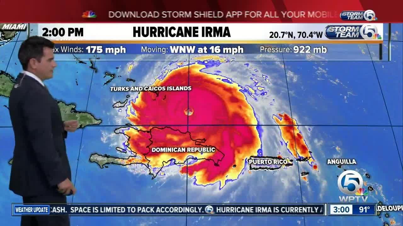 hurricane irma 3pm update 9 7 17 youtubehurricane irma 3pm update 9 7 17
