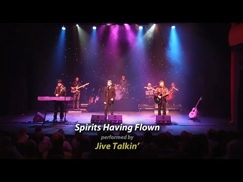 Spirits Having Flown - Jive Talkin