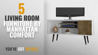Top 10 Manhattan Comfort Living Room Furniture [2018]: Manhattan Comfort Liberty Collection Mid