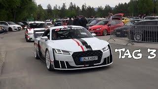 Wörthersee Tour 2018 #3   Der letzte Tag - Audi TT Clubsport & mehr