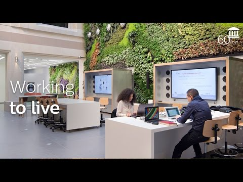 Office lighting design: Working to live (Prof. Michael F. Ro