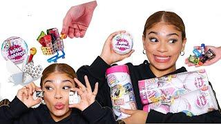 Unboxing the TikTok Viral MINI BRANDS!!   jasmeannnn