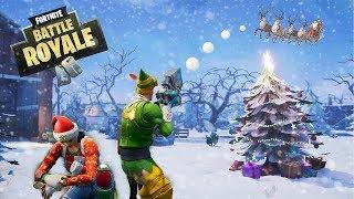 Do you expect Christmas? 🎄 | 20.000 V-BUCKS PRIZE GAME 🎁 | FORTNITE LIVE