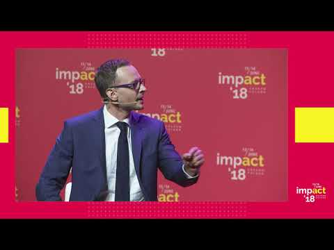 """Fireside Chat: """"Invest, scale-up and go global!"""" at Impact'18 in Kraków!"""