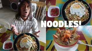 LOCAL FILIPINO STYLE NOODLES ARE THE BEST! (BecomingFilipino, Aurora Province)