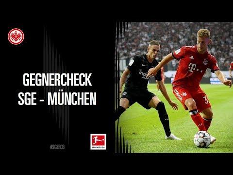 Gegnercheck | Eintracht Frankfurt - Bayern München