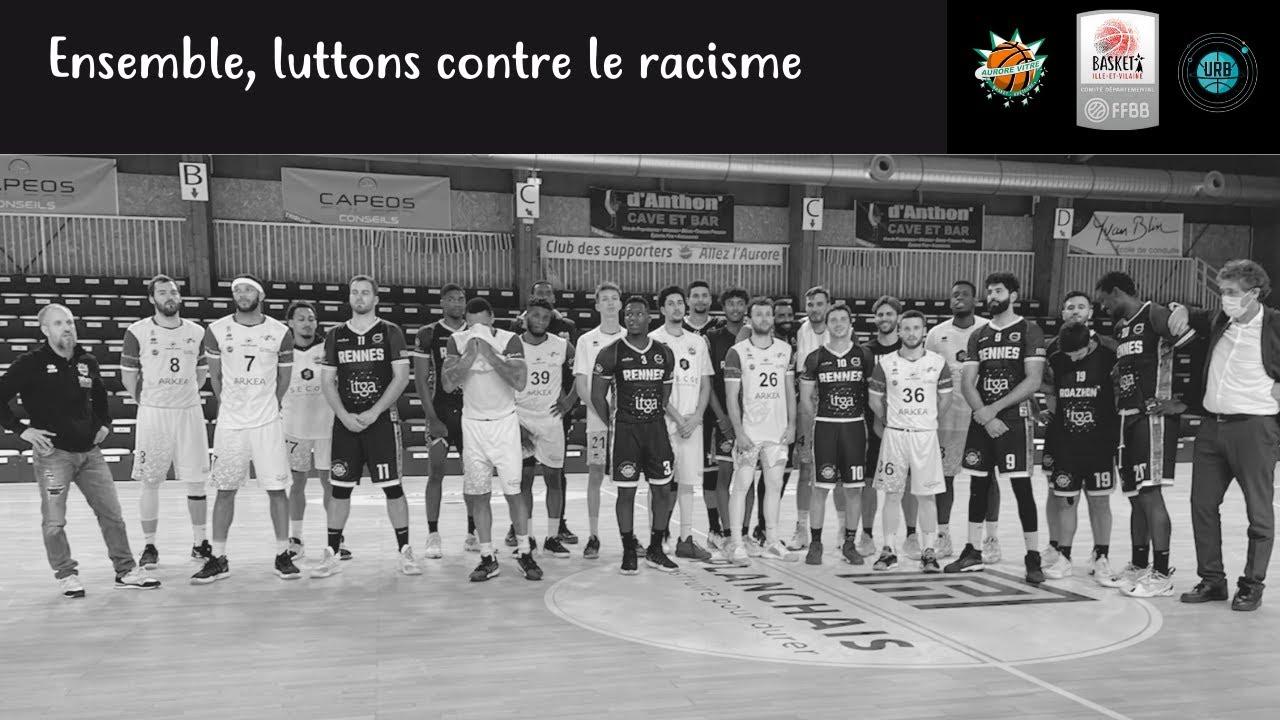 Ensemble luttons contre le racisme 🖐 🤚🏾