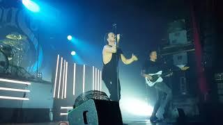 The Rasmus - Paradise  Dark Matters Tour - Köln 20.11.17