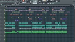 DJ SNKY FREE FLP 001 (ELECTRO PROJECT) - FREE FLP DOWNLOAD