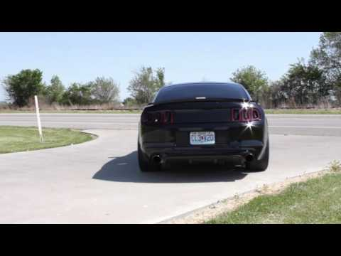 2013 Mustang GT Cam Tune, BBK Longtubes, and Borla S-Type Mufflers