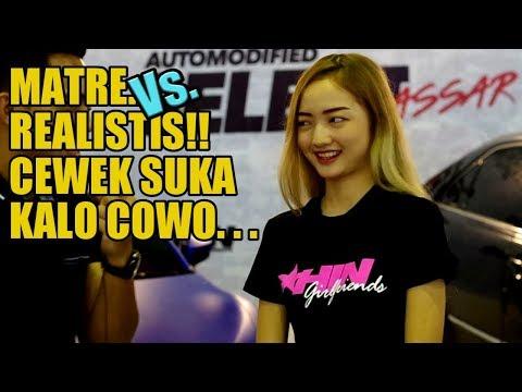 Cewek Kalo Di GITUIN Sama Cowo Ternyata...   SOSIAL EKSPERIMEN INDONESIA