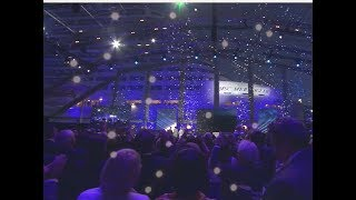 Relive the emotions of the exciting MSC Meraviglia Christening even...