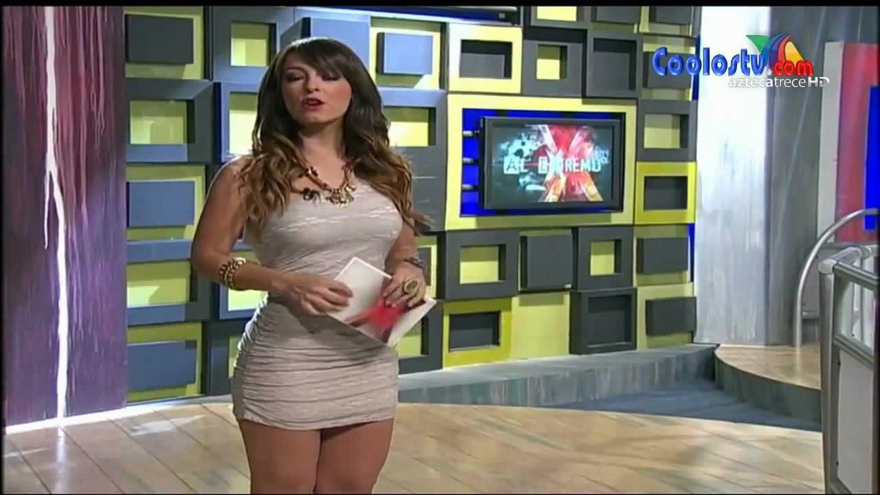 Veronica Pliego Buenisima !!!!! Ahora en Al Extremo. - YouTube