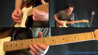 Iron Man Guitar Lesson - Black Sabbath - Outro Solo