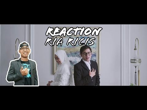 Reaction ria ricis (wanita surga bidadari surga)