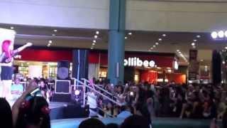 Yeng Constantino Album Tour - Robinsons Iloilo