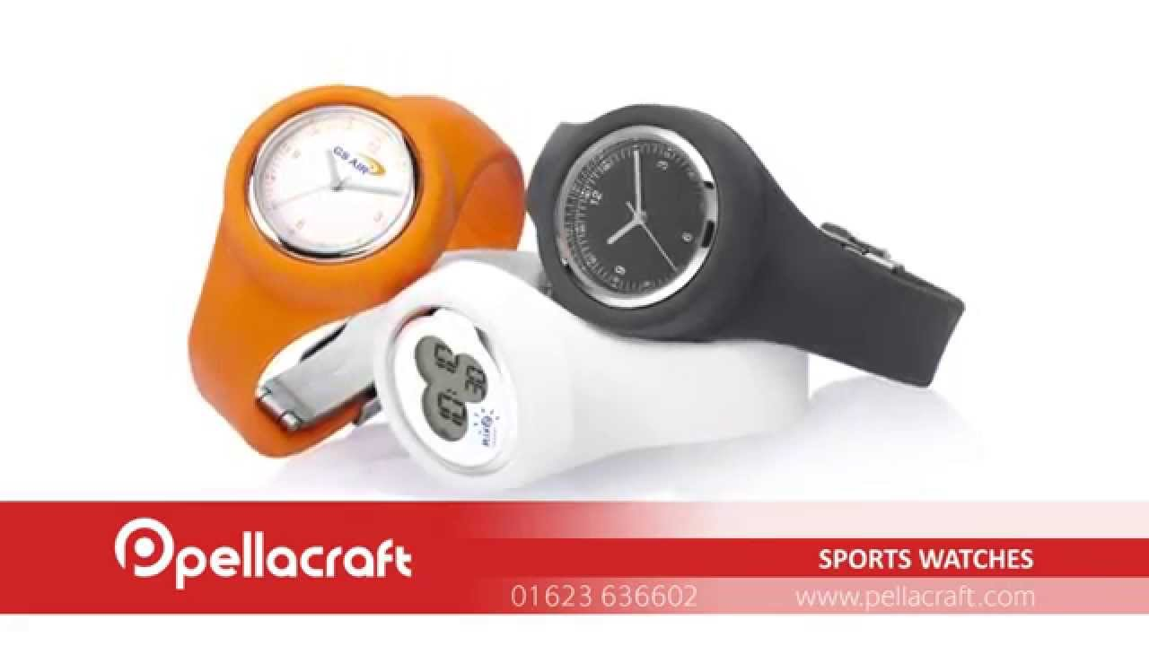 Clocks & Watches - Promotional Sports Watches