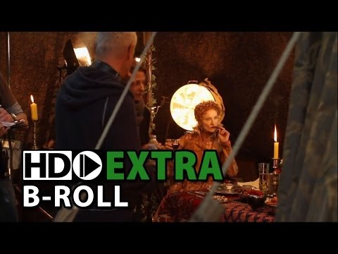 Anonymous (2011) Part4/4 - B-Roll, Making of & Behind the Scenes