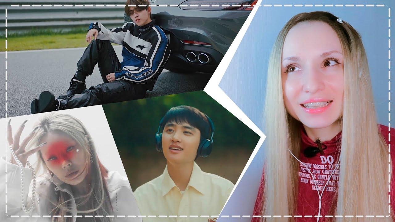 Крутые K-POP новинки! D.O, SEVENTEEN, AKMU, BDC, DPR, OWV, Jasmine, Peakboy | KPOP AriTube