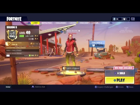 FORTNITE SEASON FIVE DRIFT FULLY UPGRADED-  STREAM- PRO PLAYER- PLAYING WITH VIEWERS!!!