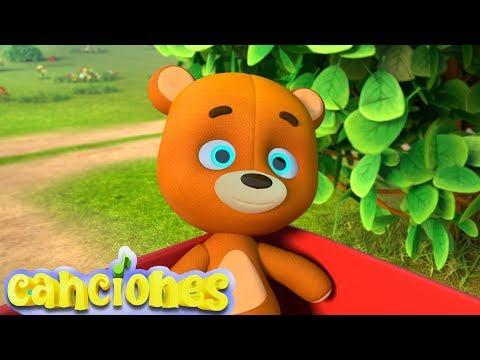 Cantec nou: Alrededor de las moras - Rimas y canciones infantiles | LooLoo