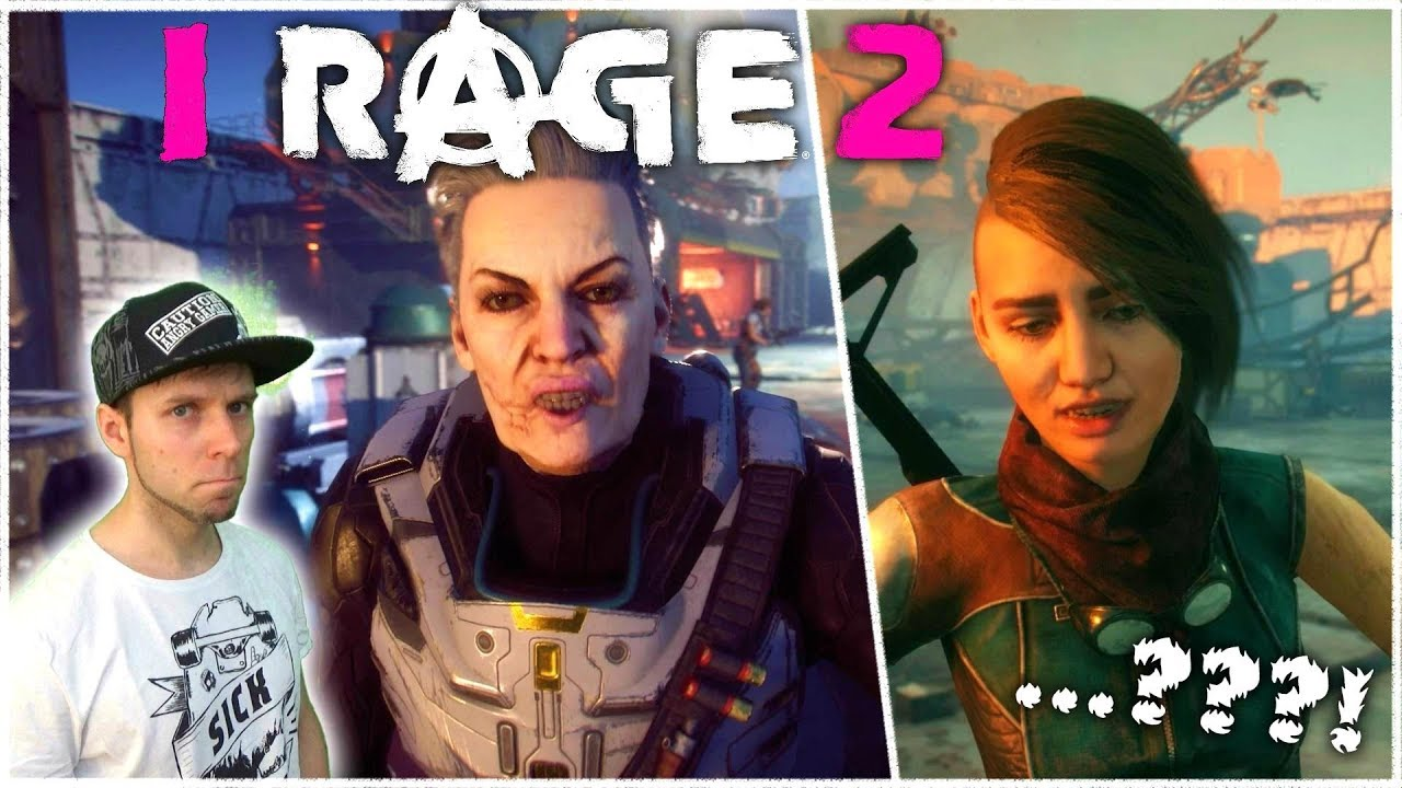 RAGE 2 - Its JUST as they say