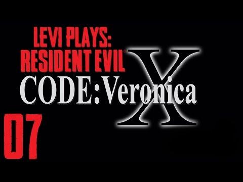 Resident Evil Code: Veronica X   07   Escape!