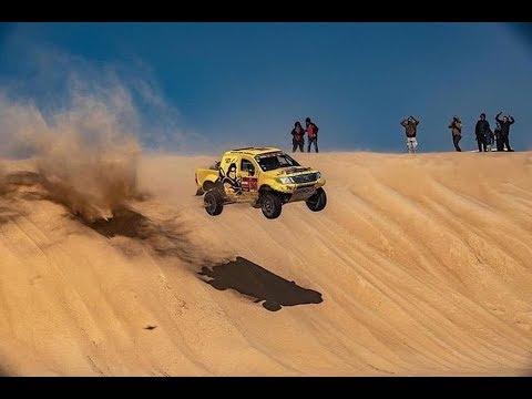 Top Moments of Dakar 2020