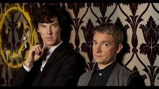 Sherlock Staffel 1 Trailer Deutsch german HD