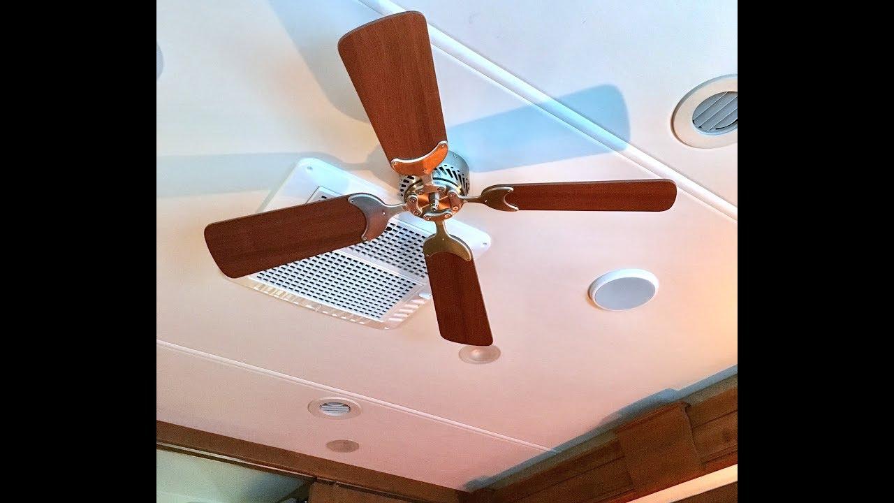 12 Volt Rv Remote Ceiling Fan 31