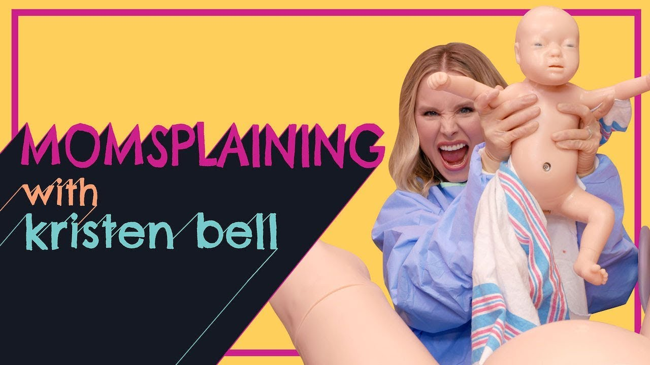 #Momsplaining with Kristen Bell: Babies, Babies Everywhere, Part 1