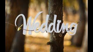 Утро жениха & невесты(начало свадебного фильма)