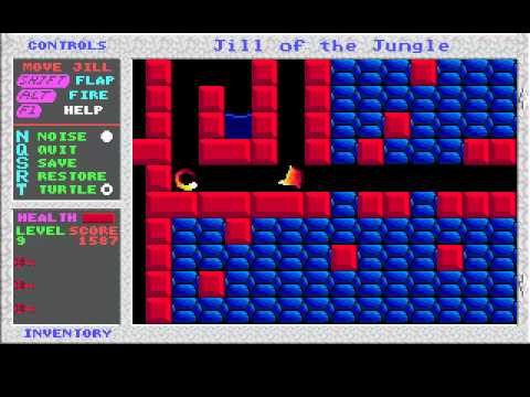 PC Longplay [471] Jill Of The Jungle