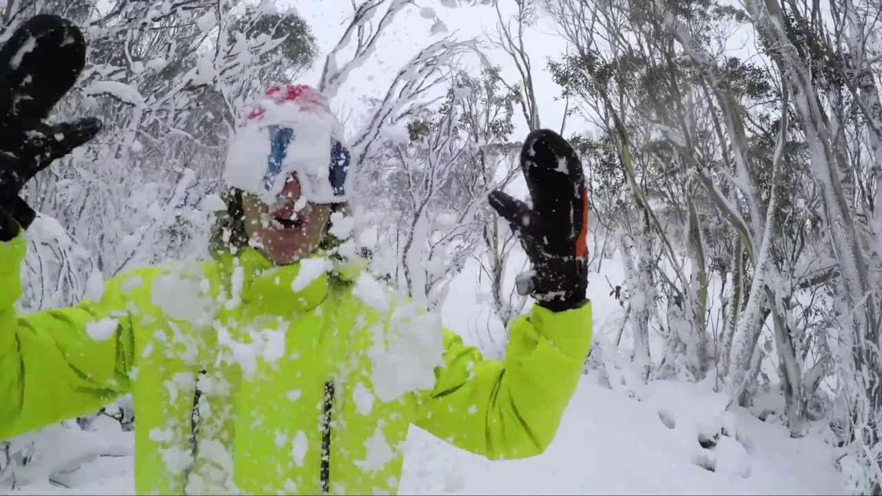 Thredbo Blizzard of Oz Day 3: The Froth Is Real