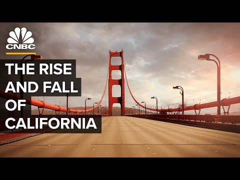 What's Driving California's Mass Exodus?