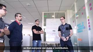 You said Agile? Episode 3:  Discover new ways of working at Thales Toulouse (France) Site
