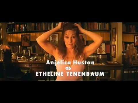 Opening Credits: Royal Tenenbaums