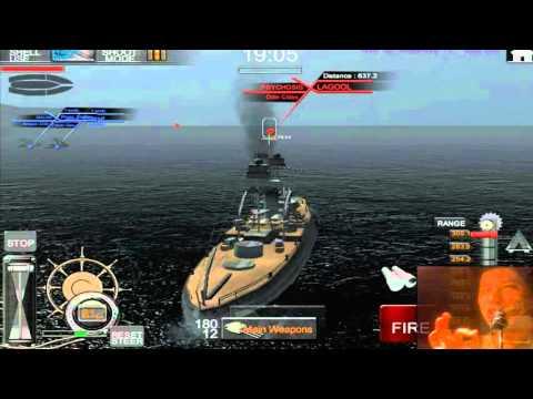 Naval Front-Line: Web Alpha, en facebook: PARTE 20