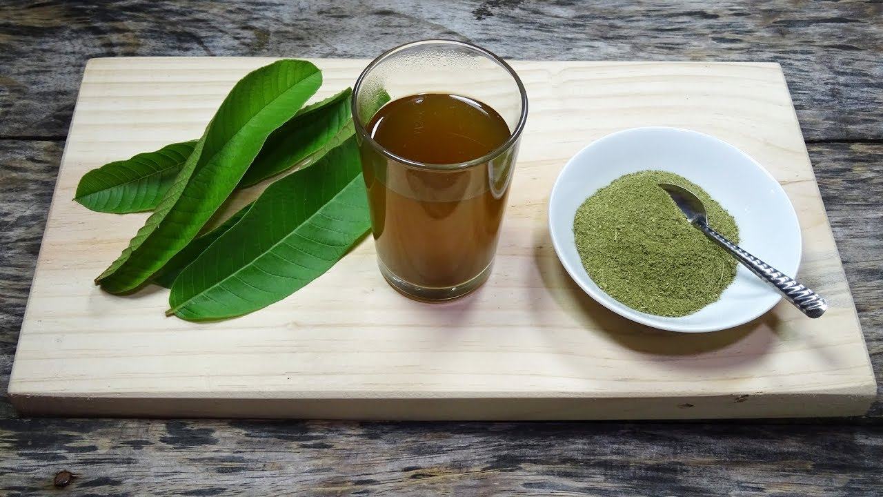 Image result for guava leaves kashayam