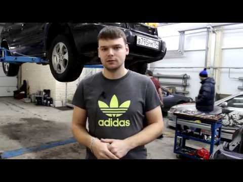 Замена ремня ГРМ на Subaru Forester EJ205