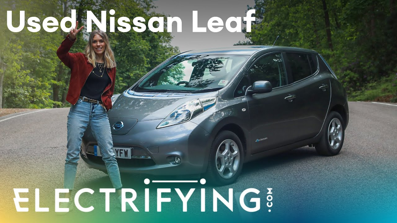Nissan Leaf (2011-2017) - Used buyer's guide and review with Nicki Shields / Electrifying