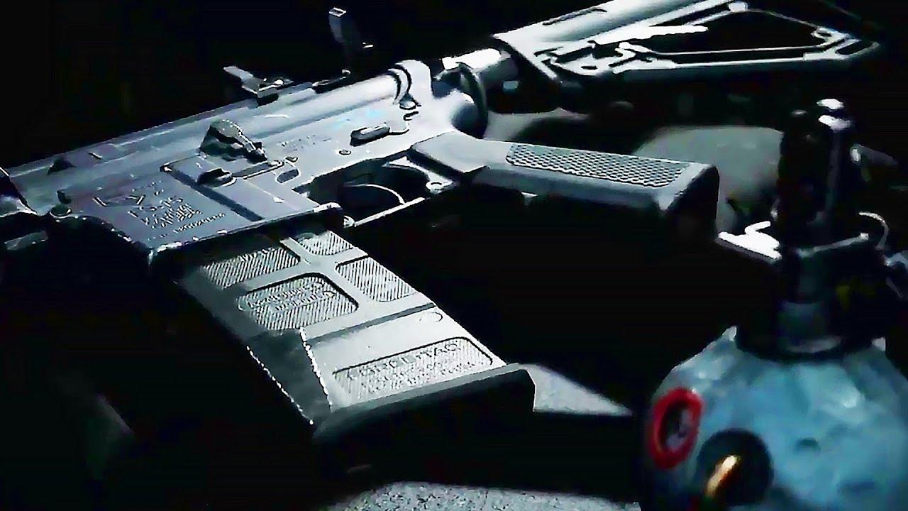 "CALL OF DUTY MODERN WARFARE-Teaser ""Gunsmith"" (2019) für PS4 / Xbox One / PC + video"