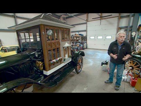 "A 35 Year Model T ""House Car"" Hunt"