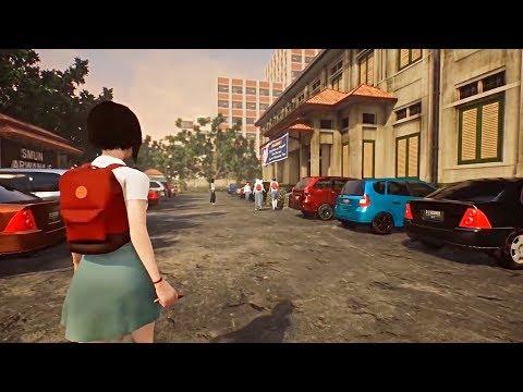 DREADOUT 2 - Gameplay Demo Walkthrough NEW HORROR GAME PC (Gamescom)