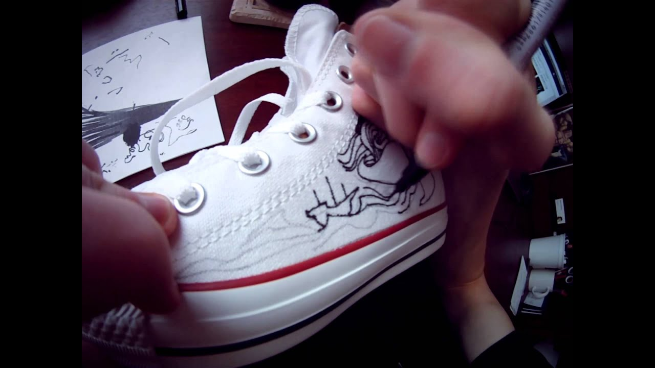 7f066f8f49d3df Art for 30 shoes - Converse Pop-In at Nordstrom - YouTube