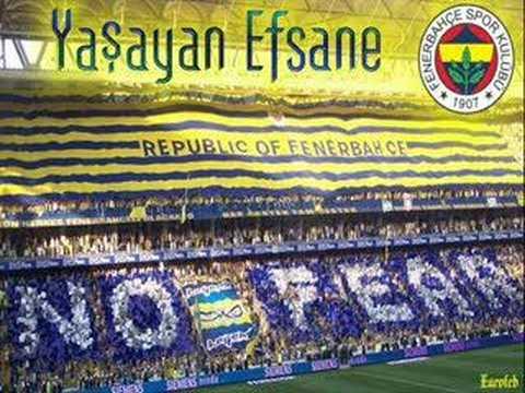 Fenerbahçe - Şerefsizsin Galatasaray